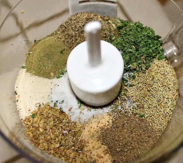 Herbalmare Kelp Salt